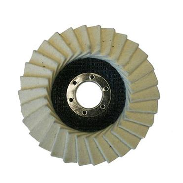 Norton 66254481899 115 x 22mm BearTex Felt Flap Disc