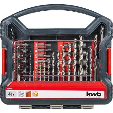 KWB 109104 41 Piece Promo Box Standard Bit Set