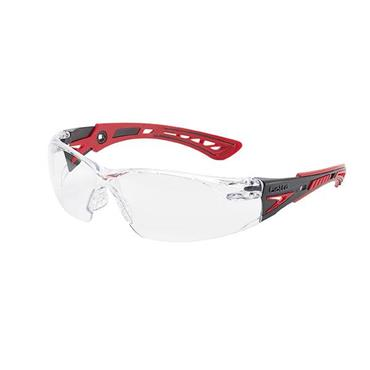 Bolle RUSHPPSI Rush+ Sporty Safety Spectacles - Clear