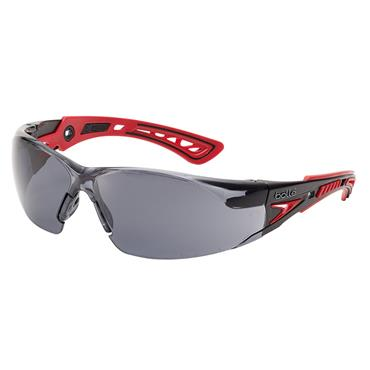 Bolle RUSHPPSF Rush+ Sporty Safety Spectacles - Smoke