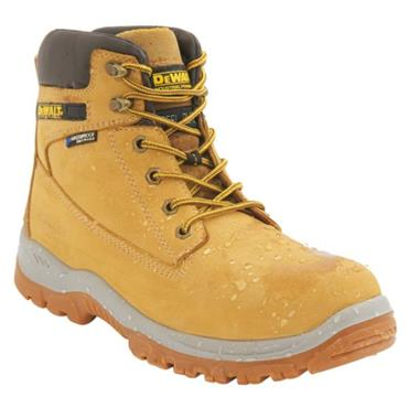 DeWALT Titanium S3 Waterproof Honey Safety Boots