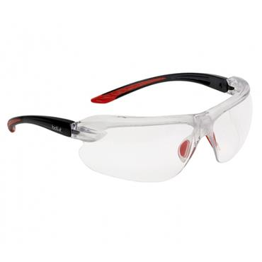 Bolle IRIPSI IRI-S Platinum Safety Glasses - Clear