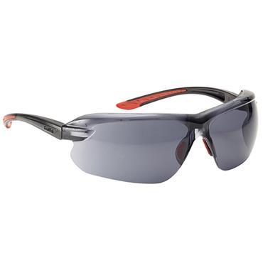 Bolle IRIPSF IRI-S Platinum Safety Glasses - Smoke
