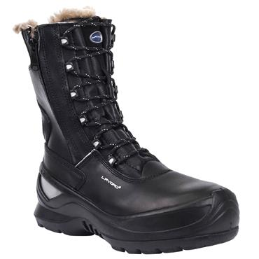 Lavoro Icelandicc S3 Black Safety Boots