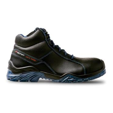 Perf Tornado High S3 SRC Black Safety Boots