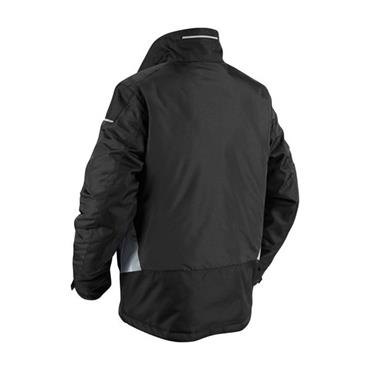 Blaklader 4883 Lined Winter Jacket - Black/Grey