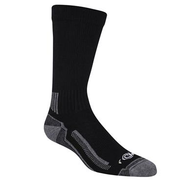 Carhartt A422-3BLK Black Men's Work Crew Socks