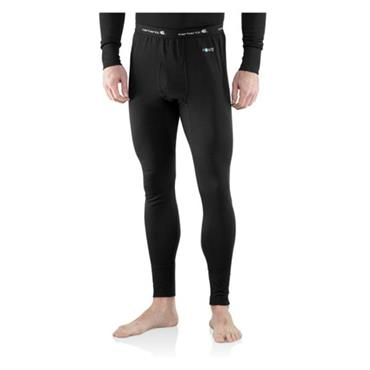 Carhartt 100642001 Men's Base Force Cold Weather Bottom - Black