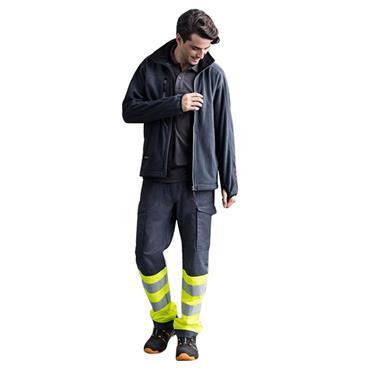Snickers 8012 A.I.S Full Zip Fleece Jacket - Navy