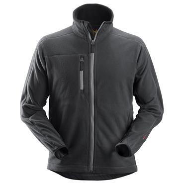 Snickers 8012 A.I.S Full Zip Fleece Jacket - Steel Grey