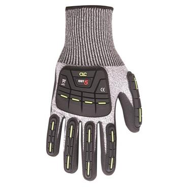 Custom Leathercraft 2115 Cut and Impact Resistant Gloves