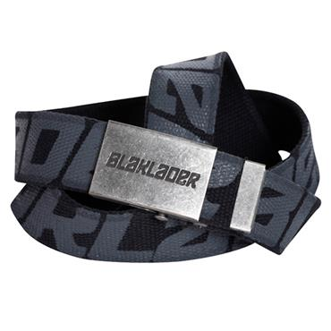 Blaklader 4033 Canvas Belt - Black