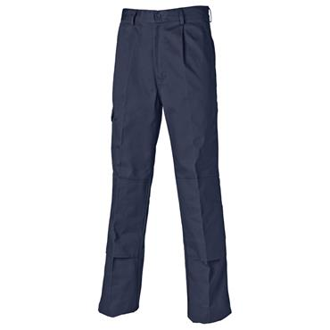 Dickies WD884 Redhawk Super Work Trousers - Navy Blue
