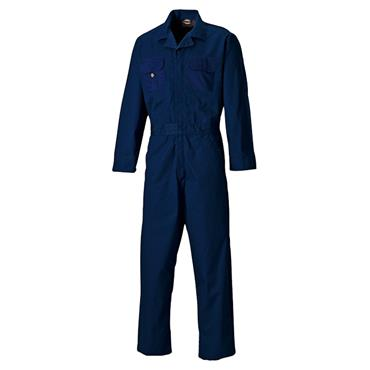 Dickies WD4829 Redhawk Stud Front Coverall - Navy Blue