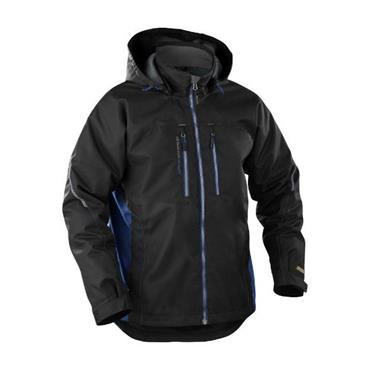 Blaklader 4890 Lightweight Lined Functional Jacket - Black/Cornflower Blue