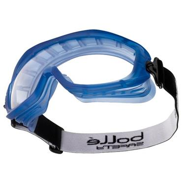 Bolle ATOAPSI Atom Ventilated Safety Goggles - Clear