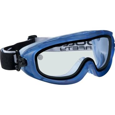 Bolle ATOEDEPSI Atom Duel Lens Safety Goggles - Clear