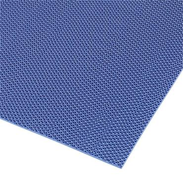 NO TRAX 539 WebTrax Matting 4ft x 4ft Blue
