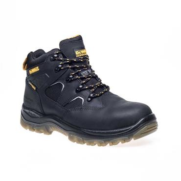 DeWALT Challenger 3 SympaTex Waterproof Black Safety Boots