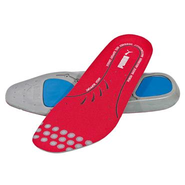 Puma Evercushion Plus Red Shoe Insole