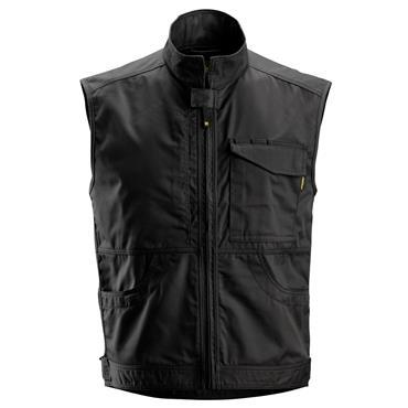 Snickers 4373 Service Vest - Black