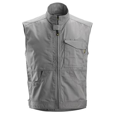 Snickers 4373 Service Vest - Grey