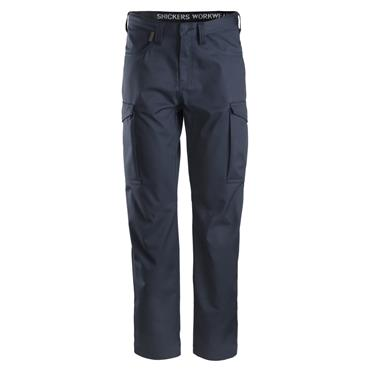 Snickers 6800 Service Trousers - Navy