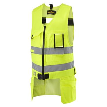 Snickers 4233 Class 2 High-Visibility Toolvest - Yellow