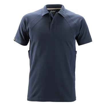 Snickers 2710 MultiPocket Polo Shirt - Navy