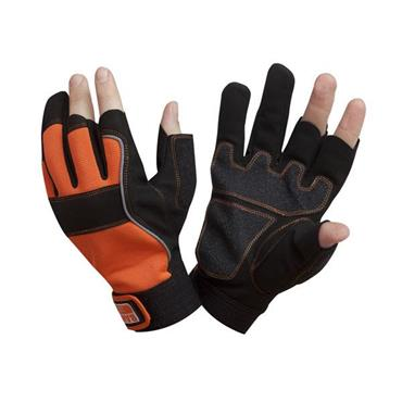 Bahco GL012 Fingerless Carpenters Gloves