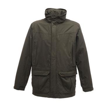 Regatta TRW463 Vertex III Microfibre Jacket - Dark Olive