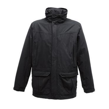 Regatta TRW463 Vertex III Microfibre Jacket - Black