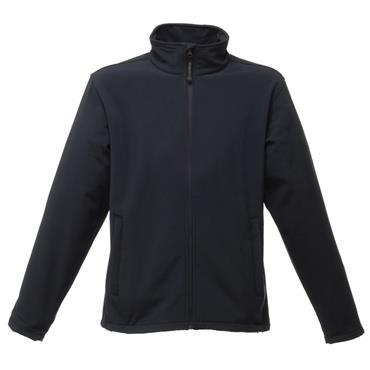 Regatta TRA654 Reid Softshell Fleece Jacket - Navy