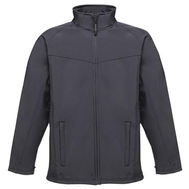 Regatta TRA642 Uproar Interactive Softshell Fleece Jacket - Navy