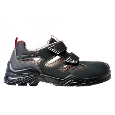 Perf Hurricane S1P SRC Black Safety Shoes