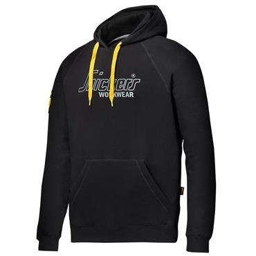 Snickers 2826 40'th Anniversary Hoodie - Black