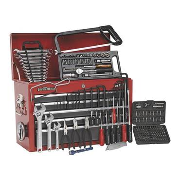 Sealey AP22509BBCOMB 205 Piece Topchest 9 Drawer with Ball Bearing Slides Tool Kit