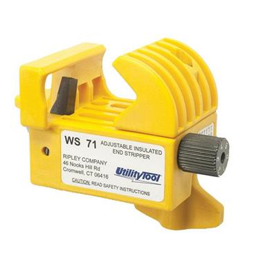 Utility Tool WS 71 33mm End and Mid-Span Stripper