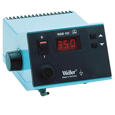 Weller WAD 101 230 Volt Multi-Functional Digital Hot Air Station
