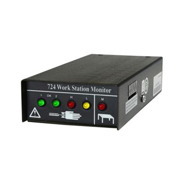 SCS 724 Work Station Monitor
