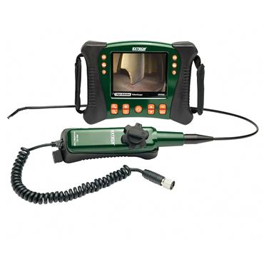 Extech HDV640 HD VideoScope Kit with Handset/Articulating Probe
