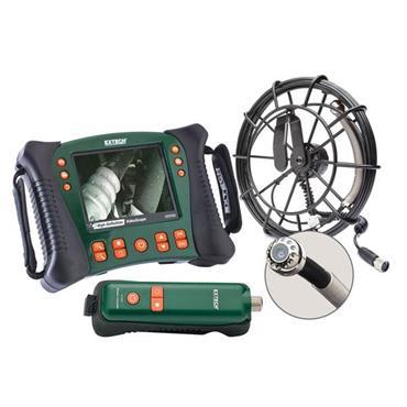 Extech HDV650 Series Plumbing VideoScope/Borescope Kits