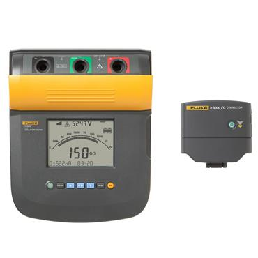 Fluke 1550C Insulation Resistance Tester Kit