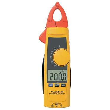 Fluke 365 Detachable Jaw True-RMS AC/DC Clamp Meter