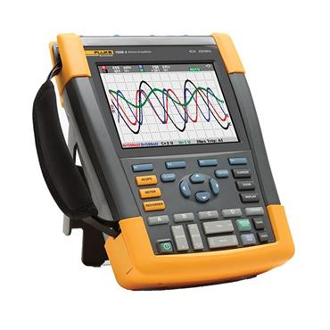Fluke 190-204/UK Series II ScopeMeter Test Tool