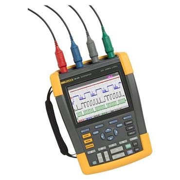 Fluke 190-062/UK Series II ScopeMeter Test Tool
