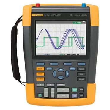 Fluke 190-202/UK Series II ScopeMeter Test Tool