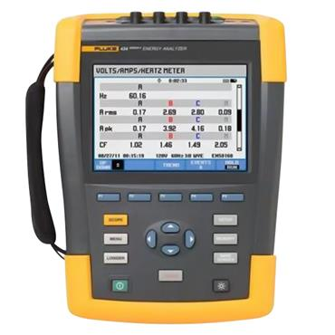Fluke 434 Series II Power Quality and Energy Analyzer