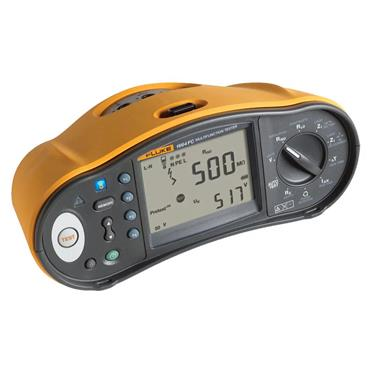Fluke 1664FC UK Installation Multifunction Tester