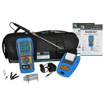 Kane 457 Flue Gas and Ambient Air Analyser Kit